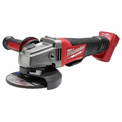 "Milwaukee 2780-20 M18 FUEL 4-1/2""/5"" Grinder, Paddle Switch No-Lock Bare Tool"