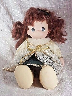 1997 Amway Exclusive PRECIOUS MOMENTS KATHERINE Porcelain Doll w/Tags 16""