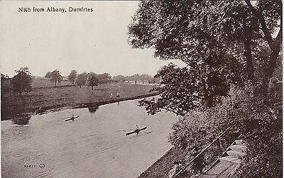 River Nith From Albany, DUMFRIES, Dumfriesshire