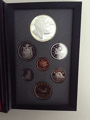 Canada 1995 Proof Coin Set – 325th Anniversary of the Hudson's Bay Co.