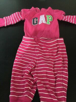 Baby Girl Gap Outfit/ Size 3-6M
