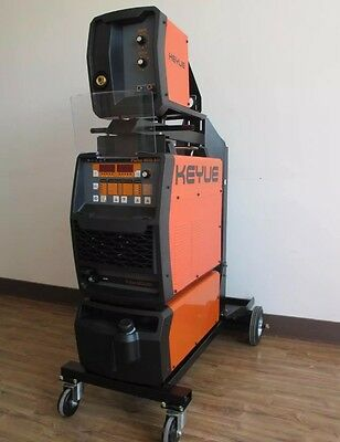 MIG Welder P-500H 500 AMP w/ AC TIG/MMA Capability 380v 3PH Water cooled Torch