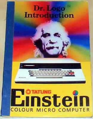 Dr. Logo Introduction for Tatung Einstein computer, second edition manual