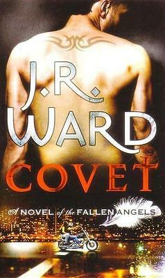 NEW Covet By J. R. Ward Paperback Free Shipping