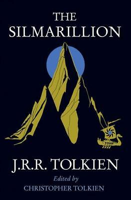 NEW The Silmarillion By J R R Tolkien Paperback Free Shipping