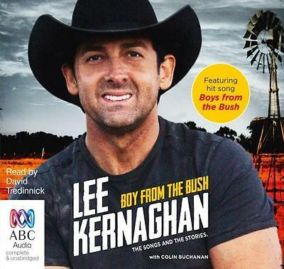 NEW Boy From The Bush By Lee Kernaghan Audio CD Free Shipping