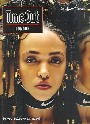 TIME OUT LONDON No 2413 JAN 17 2017 FKA TWIGS COVERS TRAINSPOTTING 20 YEARS ON