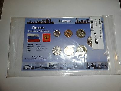 World Foreign Coin Collection Lot Set Of 7 From Yugoslavia On Card
