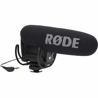 Rode VideoMic Pro with Rycote Lyre Shockmount ( Black )