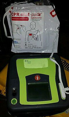 ZOLL AED PRO AUTOMATED EXTERNAL AED System + Carrying Case