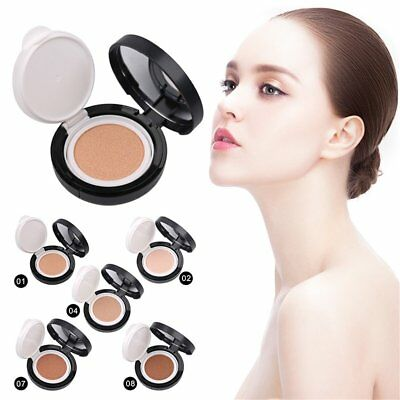 Air Cushion BB Cream Concealer Moisturizing Foundation Makeup Whitening Tool DK