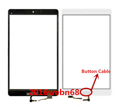 Front Outer Touch Screen Digitizer For Huawei Mediapad M3 BTV-DL09 BTV-W09 8.4'