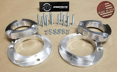"""[StreetRays] 1.5"""" Billet Lift Kit Spacers for 02-07 Impreza & 98-08 Forester ALL"""
