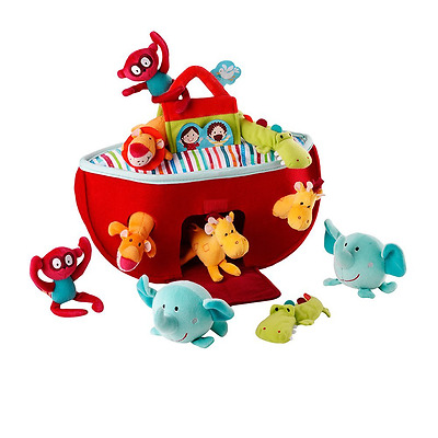 Lillputiens Noah's Ark Plush Playset Toy