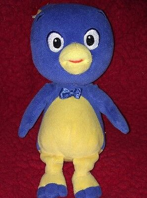 Ty Beanie Baby Pablo From The Backyardigans