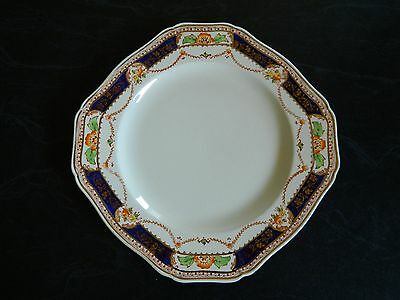 Vintage Dinner Plate Caledonia Alfred Meakin RD 1988 England