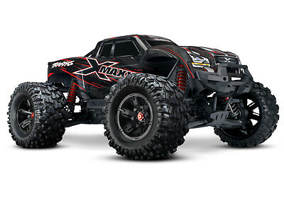 Traxxas 8S X Maxx 4WD 1/8 Brushless Waterproof Monster Truck RTR  TRAXXAS77086-4