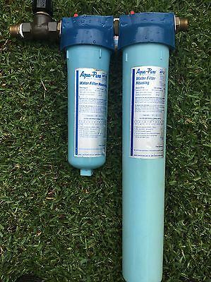 Aqua Pure Whole House Water Filter