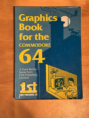 Graphics Book For The Commodore 64 Book 1st first publishing