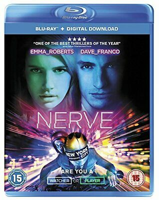 Nerve [Blu-ray] [2016] - DVD  CEVG The Cheap Fast Free Post