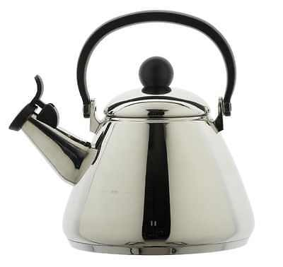 Le Creuset Kone Kettle with Whistle 1 6 L Stainless Steel