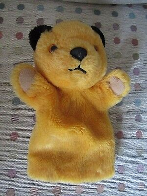 Vintage Sooty Puppet Bear