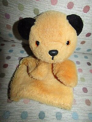 Sooty Yellow Puppet