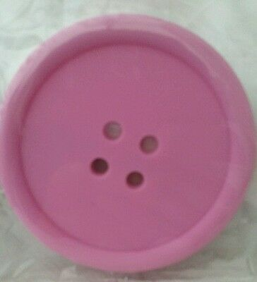 BN 1 Pink Button Coaster for cup/ mug