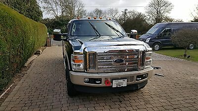 2010 Ford F350 King Ranch Super Duty