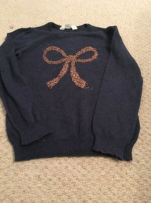 Girls Jumper From H&M Age 6-8 Years