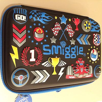 Smiggle scented hard top pencil case new