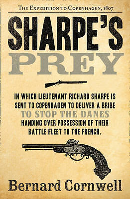 Sharpes Prey The Expedition To  BOOK NEW