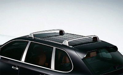 Genuine Roof Bars Porsche Cayenne  Rack 2002 - 2010  Aero Vw Touareg