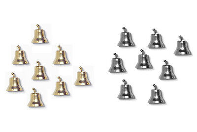 Liberty Bells 10mm, Pack of 8