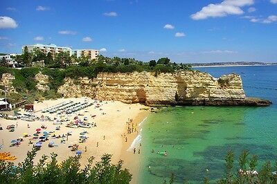 Vouc7 night holiday in Algarve 4*, Portugal for  2 people With half board +£34pp