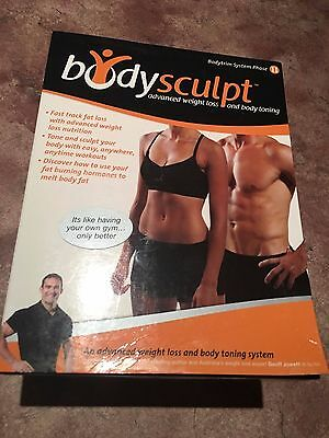 NEW ' BODY SCULPT-Advance weight loss and body toning- BODY TRIM SYSTEM PHASE II