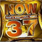 Various Artists : Now Thats What I Call Music! 37 CD FREE Shipping, Save £s