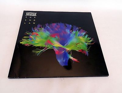 Muse 'The 2nd Law' Vinyl Record :FREE UK POST:: #800