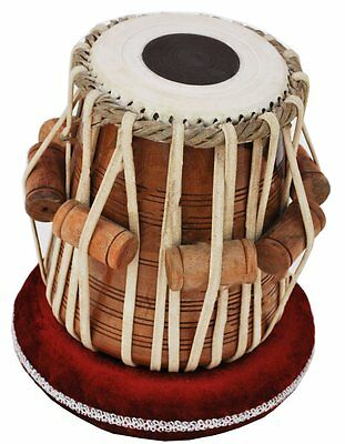 New Handmade Dayan Tabla Drum~Professional Quality Shesham Wood Dayan Tabla~
