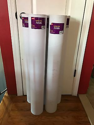 "5"" x 36"" Cardboard Poster Shipping Mailing Mail Packing Postal Tube"