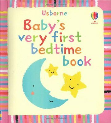 Baby's Very First Bedtime Book,New Condition