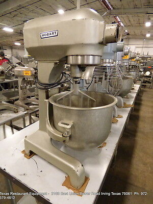 HOBART DONUT DOUGH MIXER 20 QUART WITH BOWL & Paddle, Model A-200
