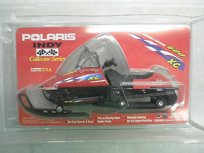 Polaris 1:16 Scale Diecast 600 XC Snowmobile Collectible