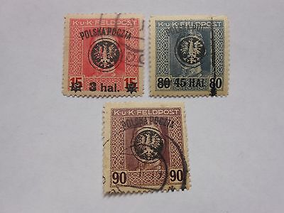 Timbres  Pologne