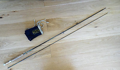 """Hardy Favourite Graphite fly rod 8' 6""""  2 pc #5/6"""