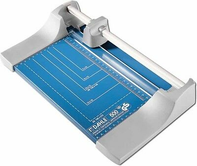 "Dahle 500 10"" Personal Rotary Paper Photo Trimmers"