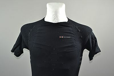 X-BIONIC   -Men's Compression Running  Top -Size L/XL