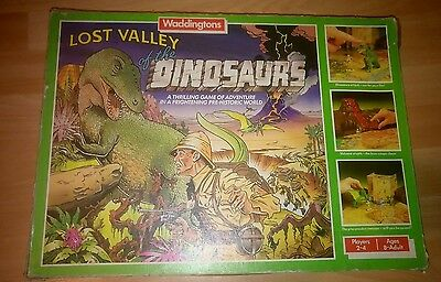 Waddingtons lost valley of the dinosaurs spares and repairs
