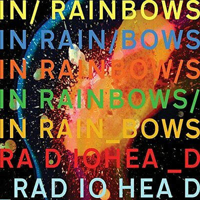 Radiohead - In Rainbows - Radiohead CD VIVG The Cheap Fast Free Post The Cheap
