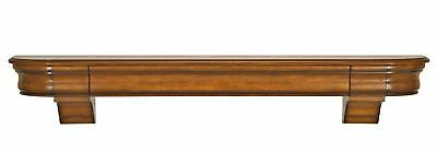 Pearl Mantels The Abingdon Fireplace Mantel Shelf